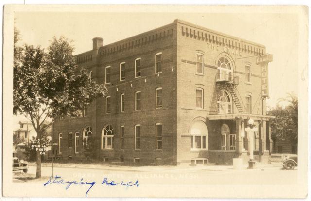Nebraska Postcards Topic Hotels Page 16 Quality Inn Alliance